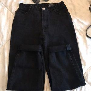 High waist Vintage Bongo Jeans